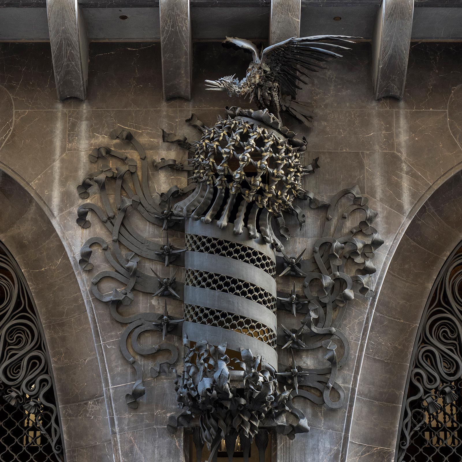 Gaudí - 8 - BadiaCasanova